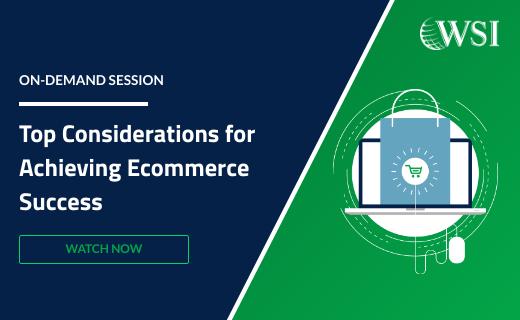 eCommerce on-demand session
